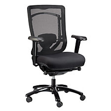 Monterey Mesh Back Fabric Seat Computer Chair, CH50921
