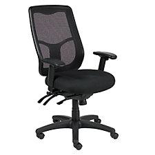 Apollo Mesh Back Fabric Seat Ergonomic High Back Chair, CH50933
