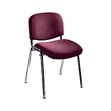 Visit Stack Chair - Chrome Frame, CH50110