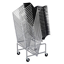 Mobile Storage Cart for Stack Chairs, CH50130