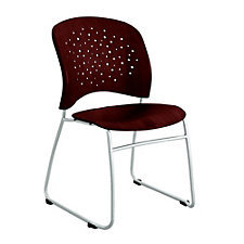 Reve Plastic Sled Base Guest Chair, CH50844