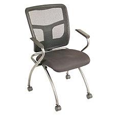 Mesh Back Nesting Chair, CH04531