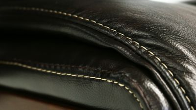 Leather Chair Close Up