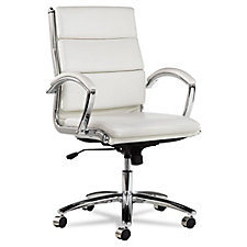 Neratoli Mid-Back Vinyl Chair, CH50798