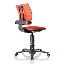 3Dee Fabric Multi Motion Task Chair with Black Frame, CH51037