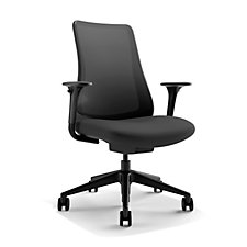 Genie Mesh Back Conference Chair with Black Frame, CH51039