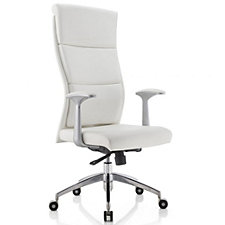 Modrest Faux Leather High Back Office Chair, CH51768
