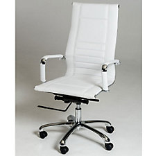 Modrest Faux Leather High Back Computer Chair, CH51775