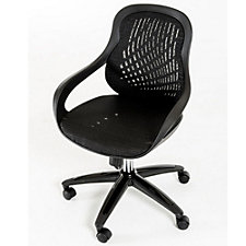 Modrest Mesh Back with Fabric Mesh Seat Task Chair, CH51776