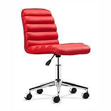 Admire Armless Mid Back Chair, CH04965