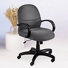 Mid Back Conference Room Chair with Arms, CH01050