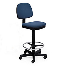 Armless Low Back Drafting Chair, CH02077