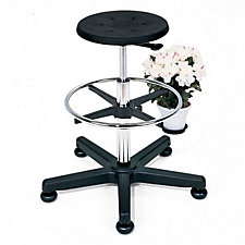 Backless Stool on Glides, CH02122