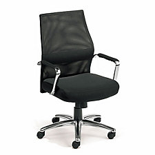 Mesh Mid Back Ergonomic Chair, CH04494