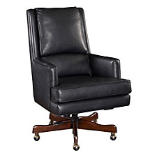 Seven Seas Leather Executive Office Chair, CH50646