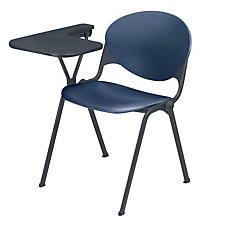 Plastic Heavy Duty Student Chair with Tablet Arm, CH03119