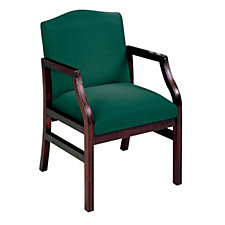 Traditional Guest Chair with Arms, CH01361