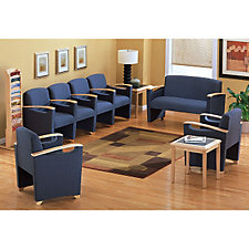 Fabric Reception Seating Group, CH04191