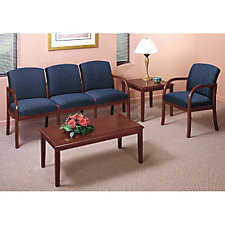 Four Person Capacity Transitional Reception Seating Group, CH02962