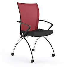 Mesh Back Mobile Nesting Chair, CH50659