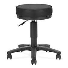 Vinyl Backless Stool, CH03619
