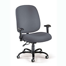 700 Series Fabric Big and Tall Ergonomic Chair, CH00506