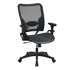 Solstice AirGrid Mesh Mid Back Ergonomic Chair, CH01831