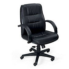 Ace Leather Desk Chair, CH00584
