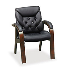 Faux Leather Chairs - Set of 4, CH50585