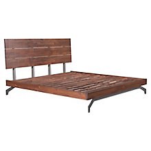 Perth King Bed Chestnut, 8807885