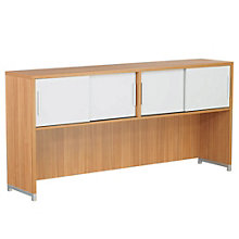 Hutch with Four Sliding Doors, NBF-AHD7133