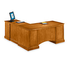 Belmont Executive-L Desk with Right Return, DMI-713-57