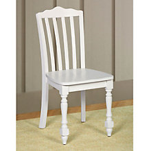 Lauren Child's Spindle Back Wood Chair, 8803897