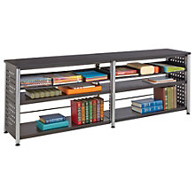 "Scoot Four Shelf Open Bookcase - 25""H, 8802497"