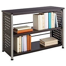 "Scoot Two Shelf Open Bookcase - 27""H, 8802498"