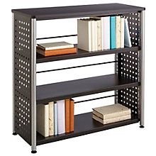 "Scoot Three Shelf Open Bookcase - 36""H, 8802499"