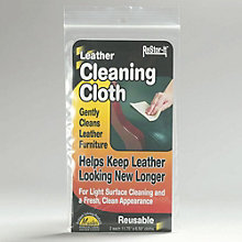 ReStor-It Leather Cleaning Cloth, 8804157