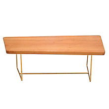 "Asymmetrical Coffee Table - 48""W, 8804835"