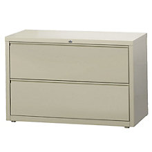 "Dimensions Two Drawer Lateral File - 42"" W, 8804221"