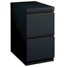 "Dimensions Two Drawer Mobile File Pedestal - 20""D , 8804226"