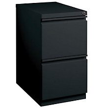 "Dimensions Two Drawer Mobile File Pedestal - 23""D , 8804228"