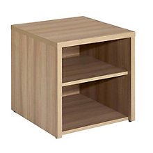 Infini-T Two Shelf Media Storage Unit, MEG-210113