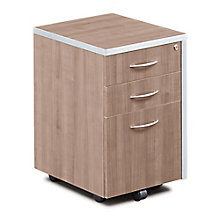 "Three Drawer Mobile Pedestal - 16""W, 8804944"