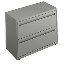 "42""W Two Drawer Lateral File, HON-792L"