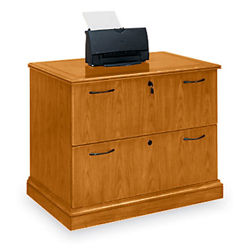 Belmont Two Drawer Lateral File, 7130-16