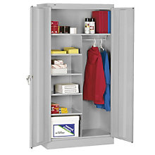 "Combination Wardrobe/Storage Cabinet - 72""H, 8804089"