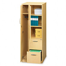 Intrinsic Storage Tower with File Drawers, NBF-WR1212