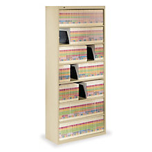 Seven Shelf Open File Unit, TES-FSF-78