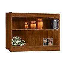 "Square Edge Two Shelf Reinforced Bookcase - 30""H, ERC-L13630"