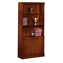 Belmont Bookcase with Doors, DMI-713-09